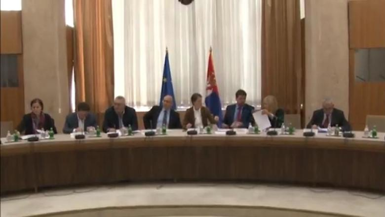 Szerbia, kisebbségi nemzeti tanácsok országos tanácsa