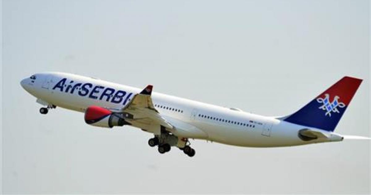Június végén már 40 úti cél felé indít járatokat az Air Serbia