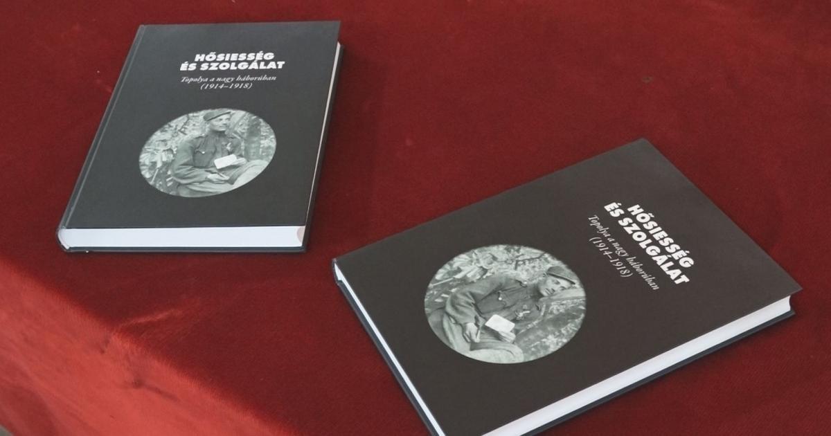 Koszorúzással, szentmisével, könyvbemutatóval emlékeztek Topolyán