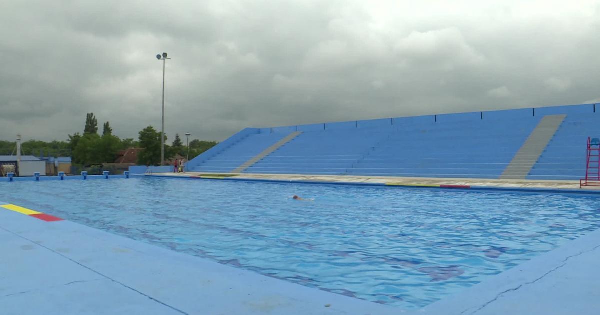 Szabadka: Strandszezon a sétaerdei nyitott medencénél