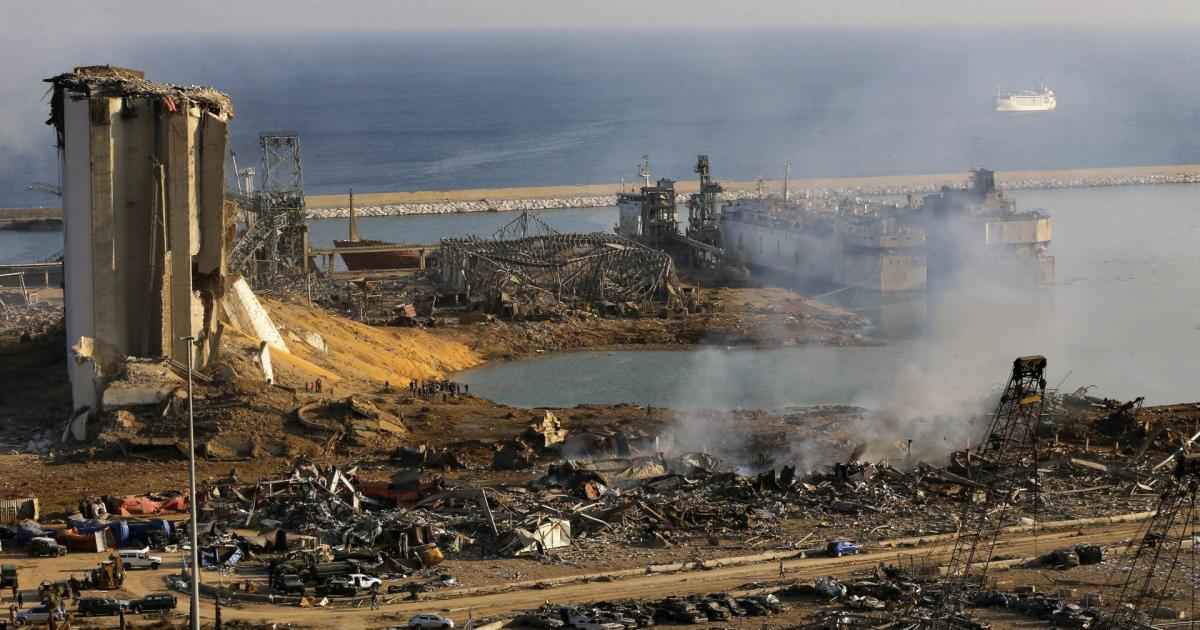 Bejrút: 135 halott, mintegy 5 ezer sérült
