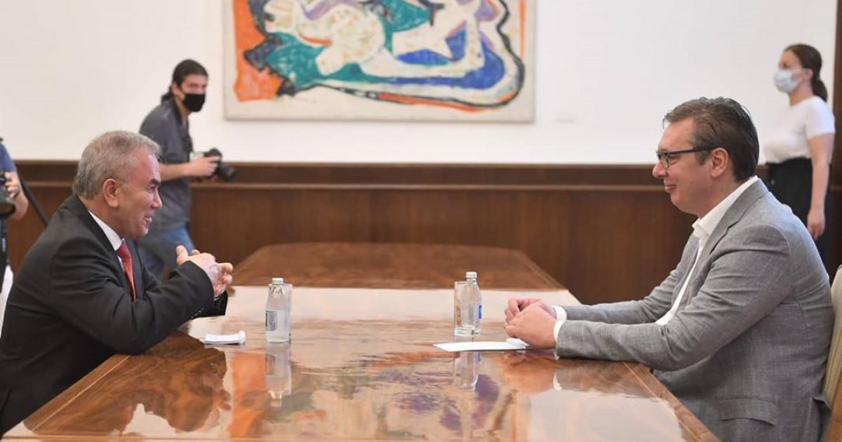 Vučić: Szerbia elkötelezett az Izraellel és Palesztinával való kapcsolatok fejlesztése iránt