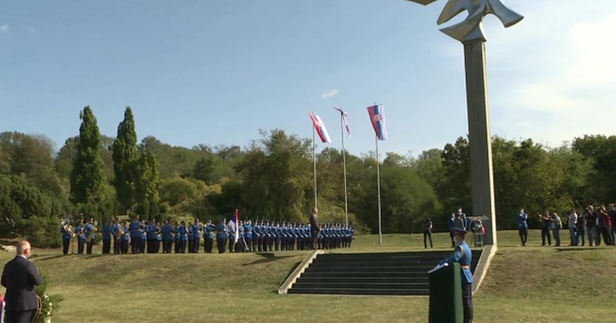 A második világháborúban kivégzettek előtt tisztelegtek Jajinciben
