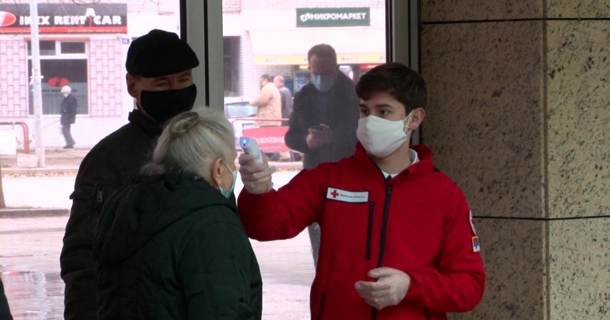 Nyolcezer alatt van az aktív fertőzöttek száma Vajdaságban
