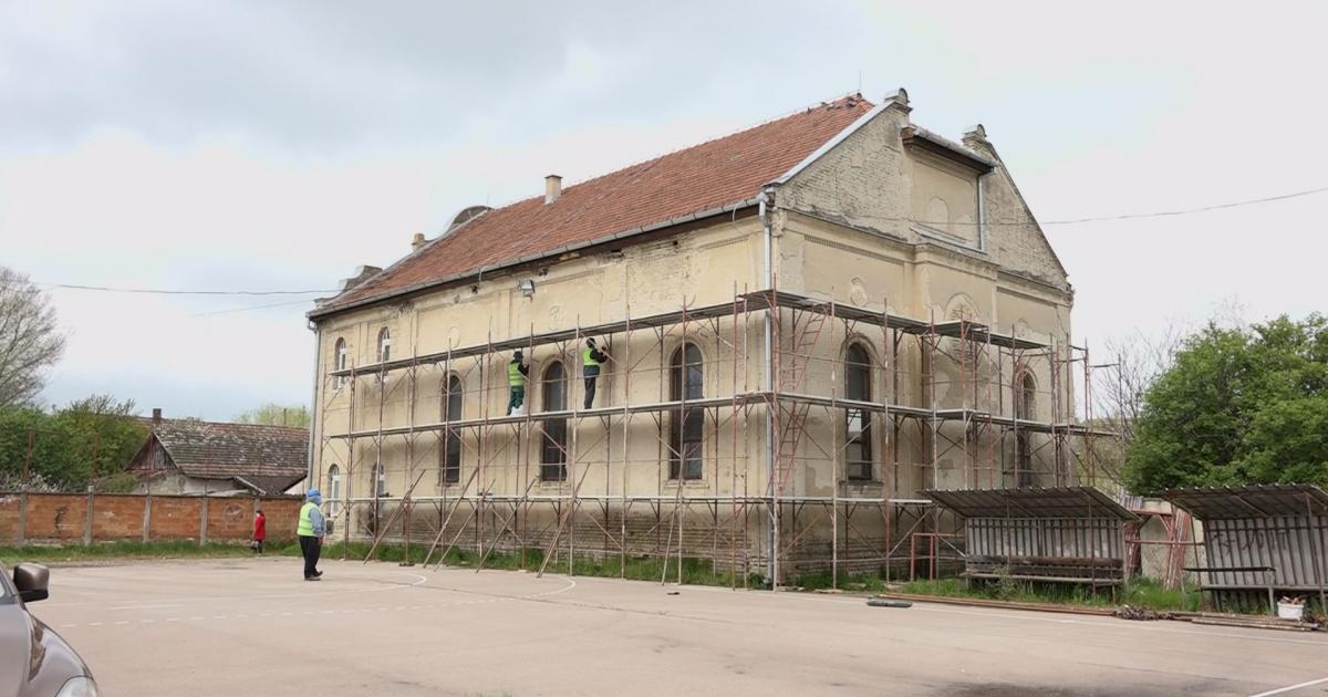 Magyar állami támogatásból újítják fel a zentai Kis Zsinagógát