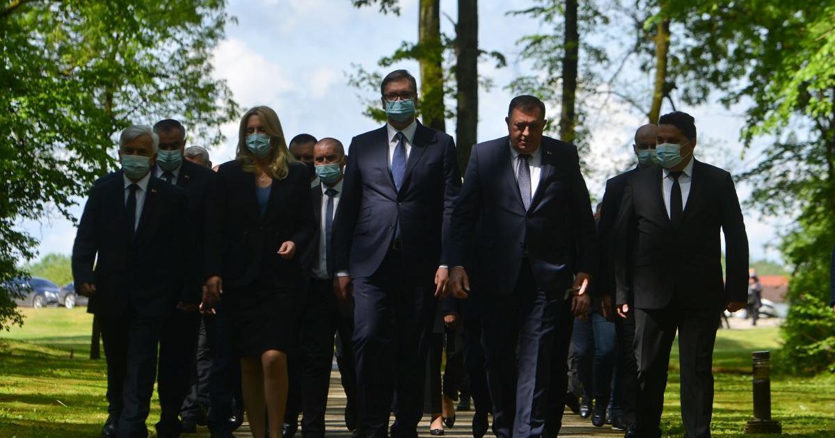 Aleksandar Vučić: A béke a legfontosabb