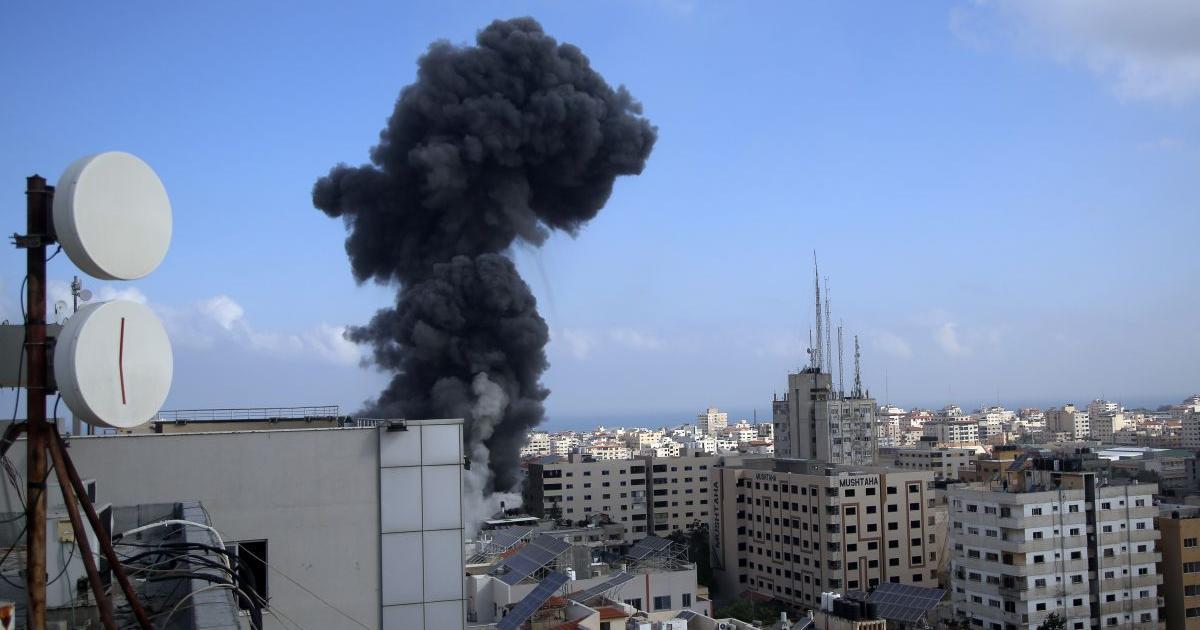 Az éjjel újabb rakétahullámot lőttek a Gázai övezetből Izraelre