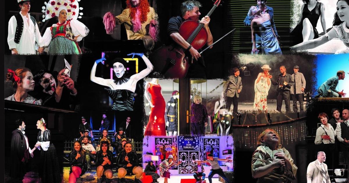 Kezdődik a kisvárdai színházi fesztivál