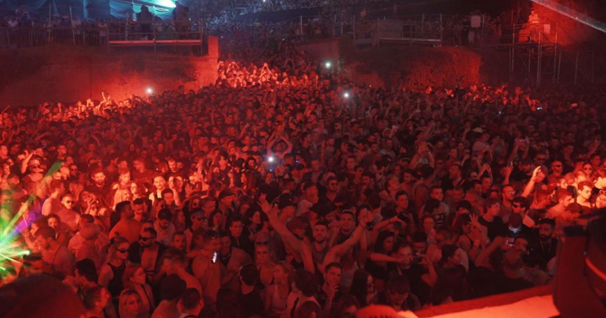 A harmadik napon is tömegek buliztak az Exit Fesztiválon