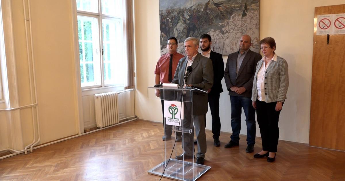 Zenta polgármestere elégedett az önkormányzati csapat munkájával