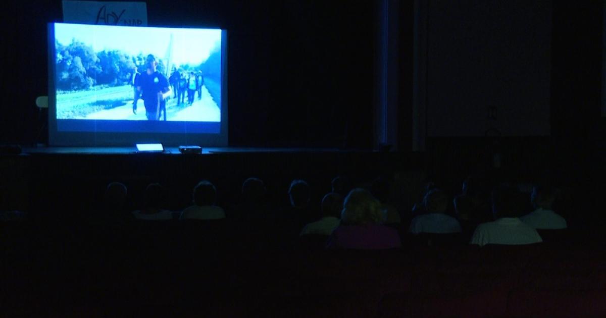 Bácskossuthfalván is láthatták a nézők a Radnóti nyomában című dokumentumfilmet