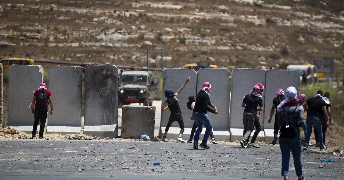 Nincs nyugalom a Gázai övezetben