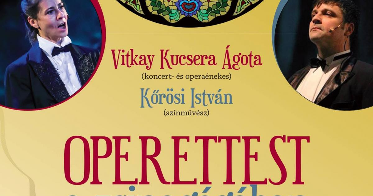 KÉK-hír: Operettest lesz ma a szabadkai zsinagógában