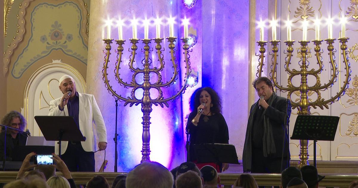 Gut Sábesz! – koncert a szabadkai zsinagógában