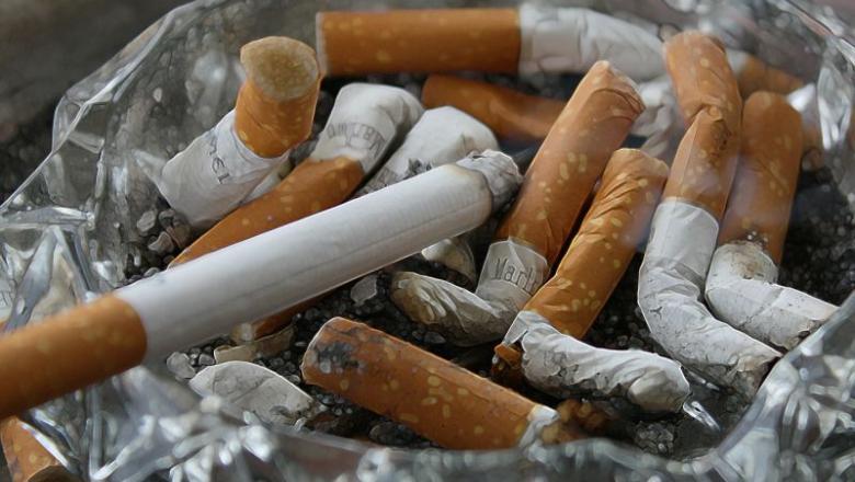 dohányzásellenes rend